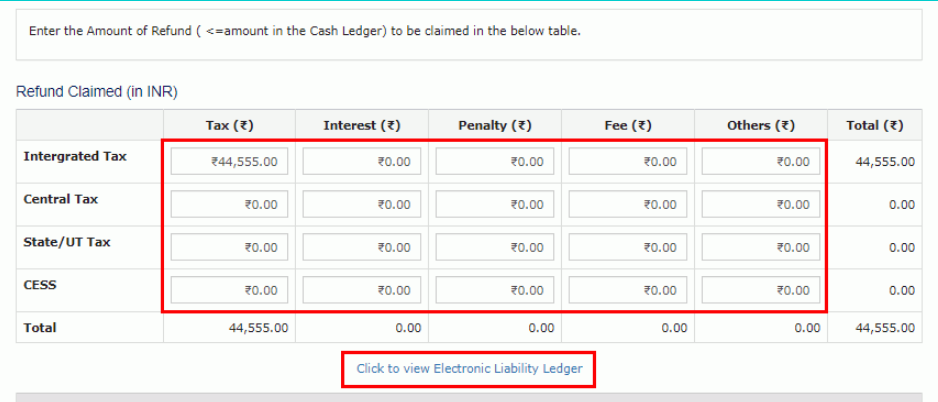 GST-Refund-Electronic-Cash-Ledger-view-ledger