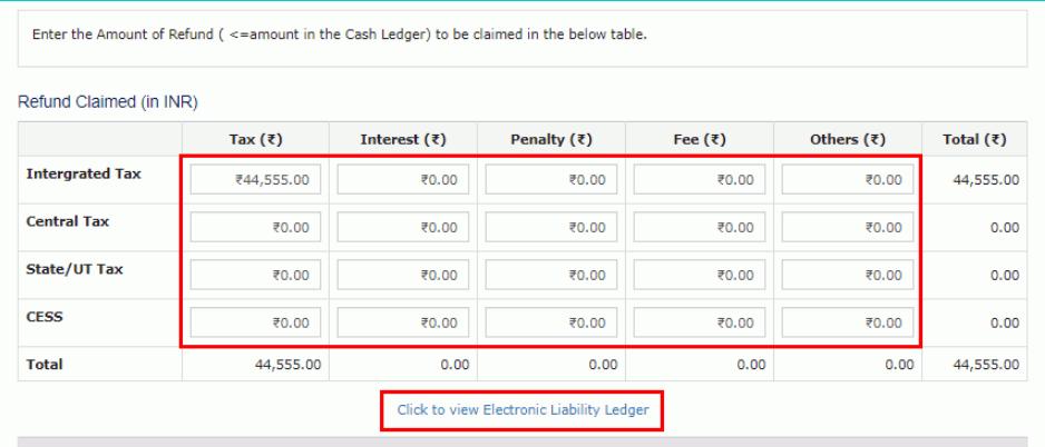 GST-Refund-Electronic-Cash-Ledger-view-ledger
