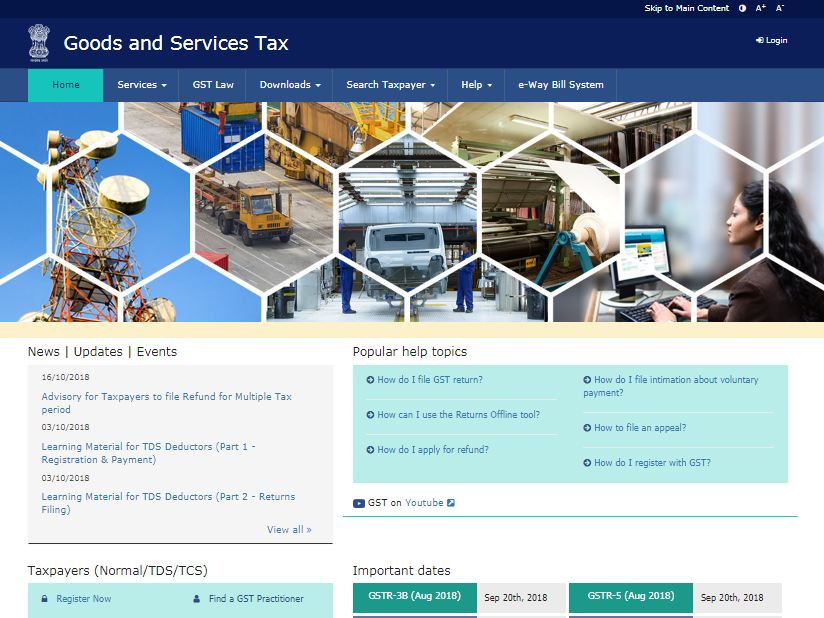 Revocation of GST Registration Cancellation - IndiaFilings