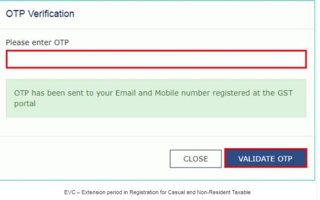 GST Registration Amendment - Change GST Data - IndiaFilings