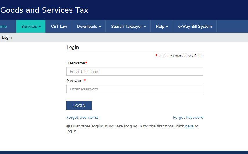 Step 2 - Cancellation of GST Registration