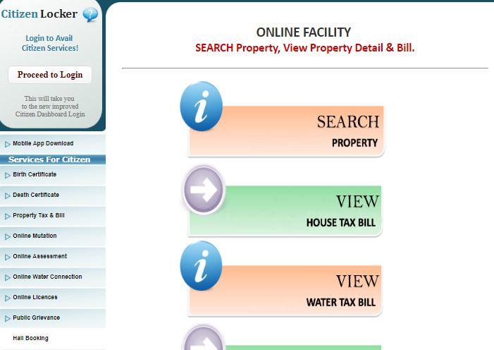 Step 2 - Uttar Pradesh Property Tax