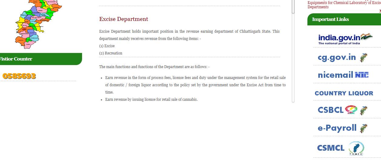 Chhattisgarh Liquor License - Image 1