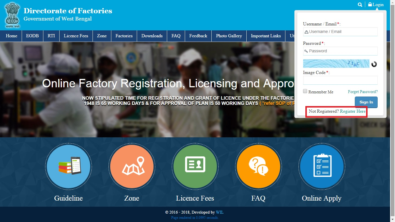 Image 4 West Bengal Factory Registration