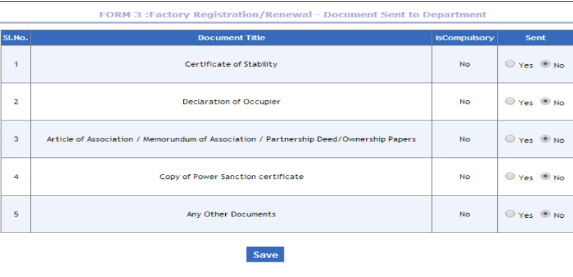Step 13 - Himachal Pradesh Factory Registration
