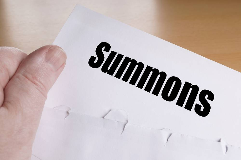 Summons and Warrants