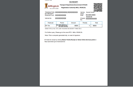 Uttarakhand Road Tax-Image 17