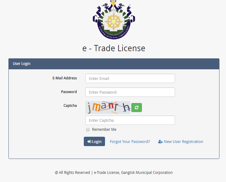 step 6 - Sikkim Trade License