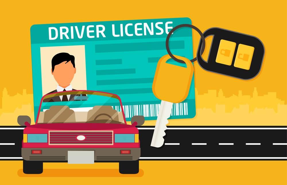 Delhi Drivers License