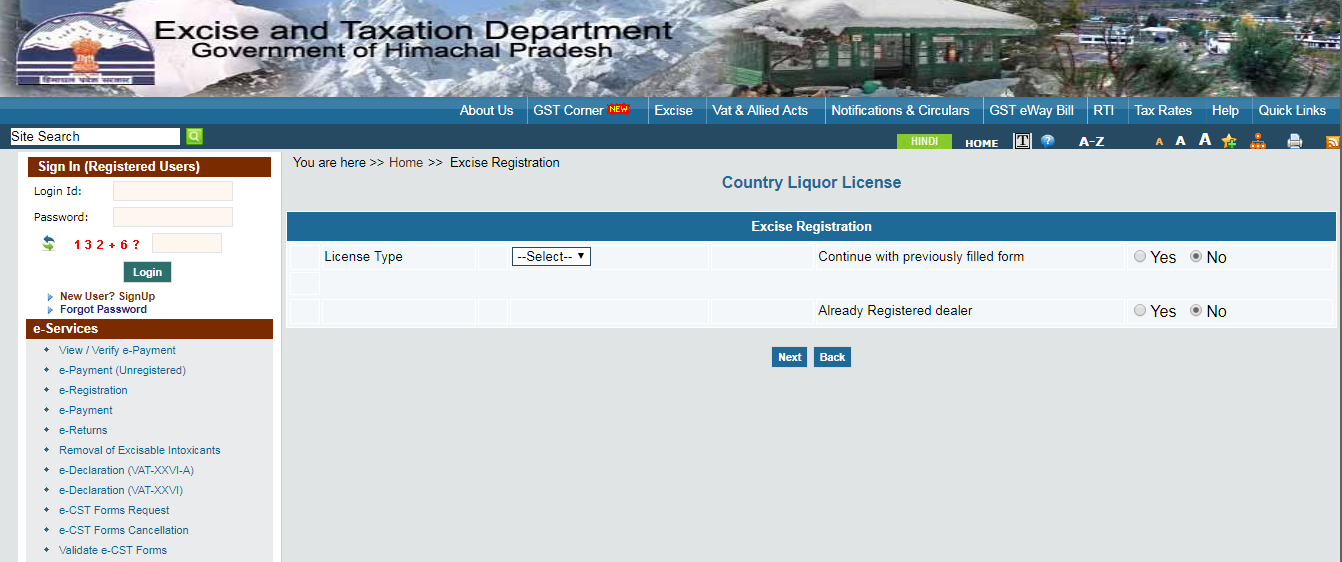 Himachal Pradesh Liquor License-Image 5