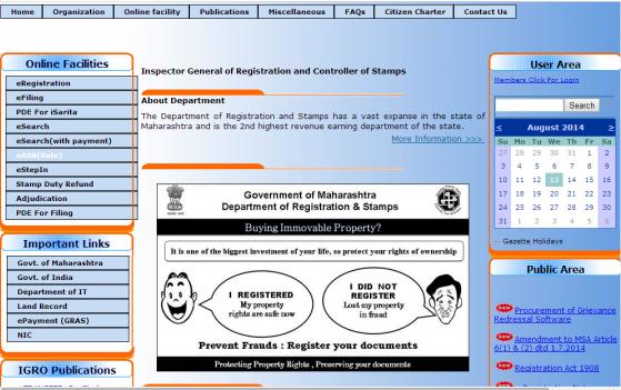 Maharashtra Property Valuation -Image 1