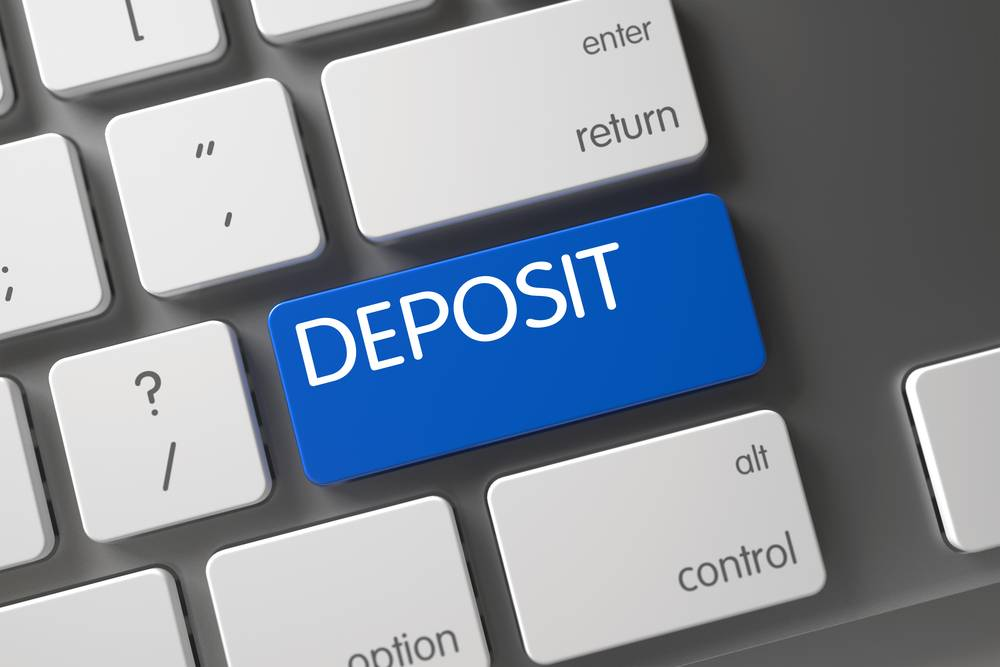 Return of Deposits