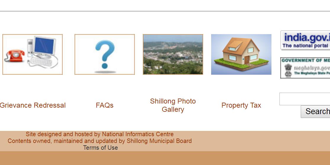 Step 2 - Meghalaya Property Tax