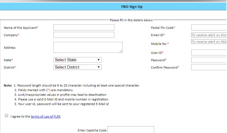 Step 3 - Himachal Pradesh FSSAI License or Registration