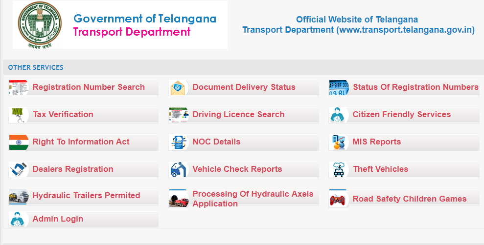 Telangana Road Tax - Image 2