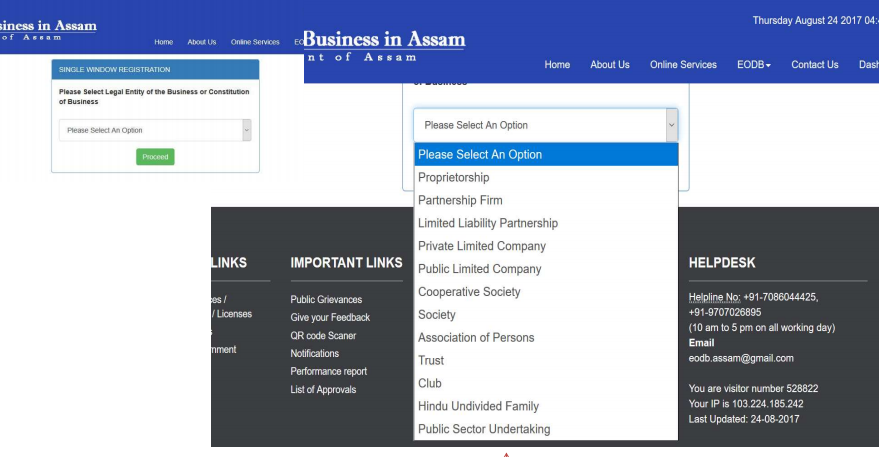 Image 11 Ease Of Doing Business In Assam Portal