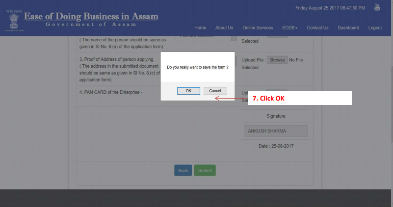 Image 17 Ease Of Doing Business In Assam Portal
