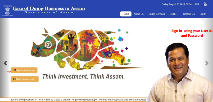 Image 8 Ease Of Doing Business In Assam Portal