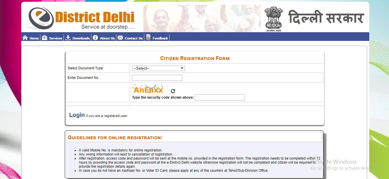 Register Yourself
