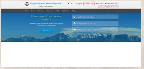 UttaraKhand Single Window Portal - Image 6