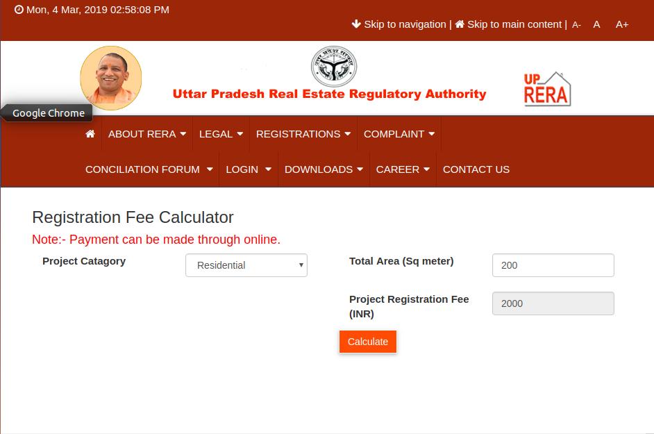 Image 3 Uttar Pradesh RERA Registration for Projects
