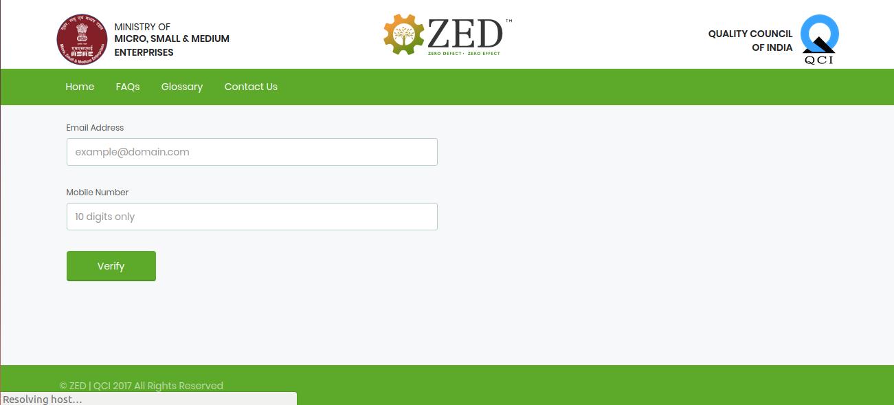 Image 3 ZED Certification Scheme