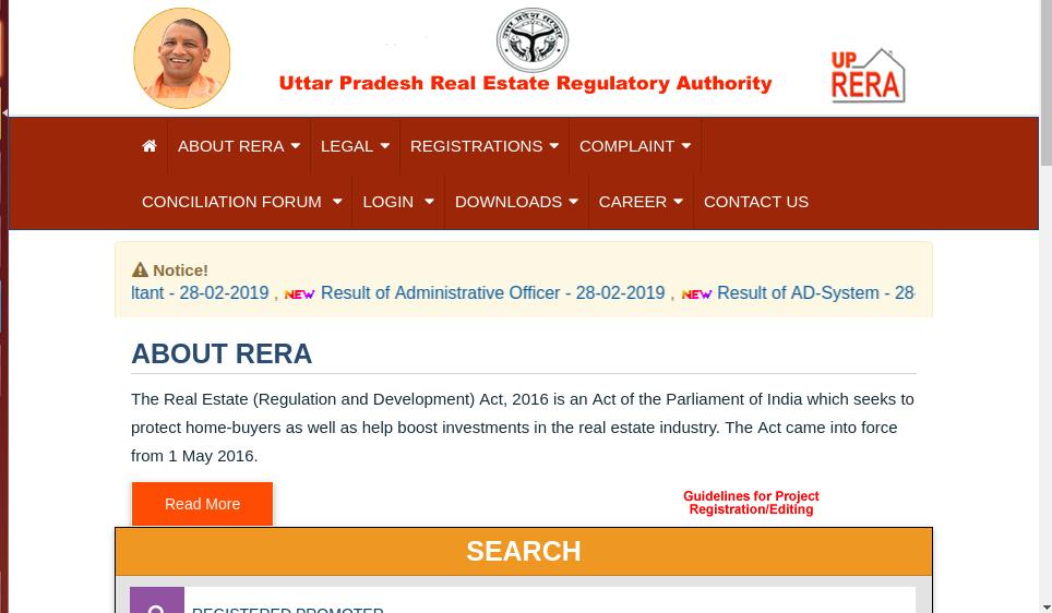 Image 4 Uttar Pradesh RERA Registration for Projects