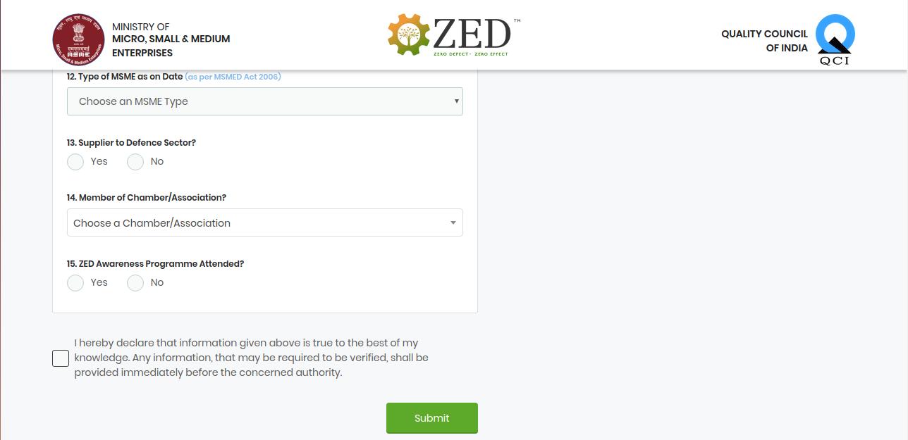 Image 6 ZED Certification Scheme