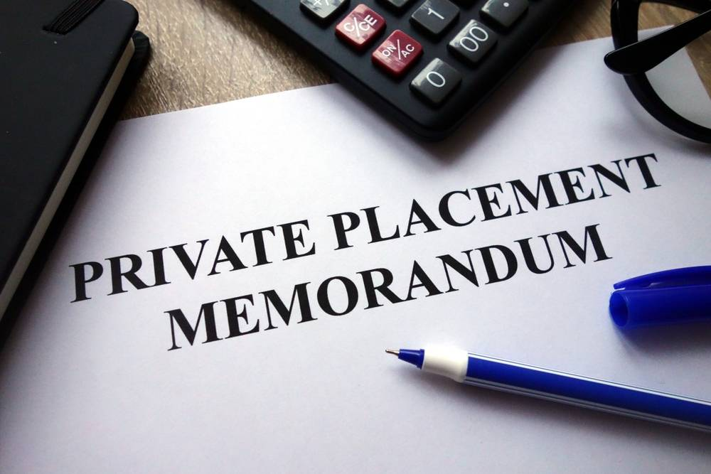 Share Application Money under Private Placement