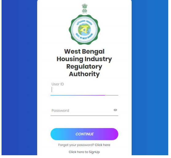 Step 7 - West Bengal RERA Registration for Projects