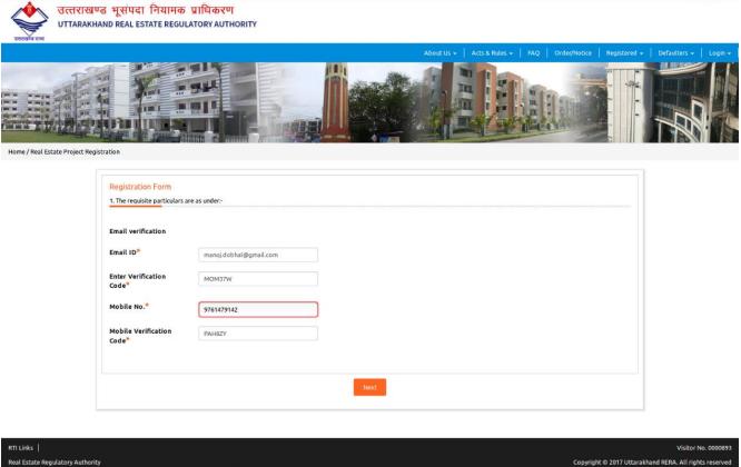 Uttarakhand RERA Registration - Image 3