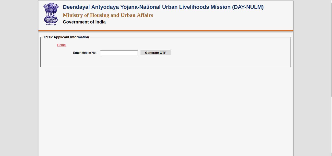 Image 2 Deendayal Antyodaya Yojana- National Urban Livelihoods Mission