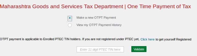 Step 3: OTPT Scheme