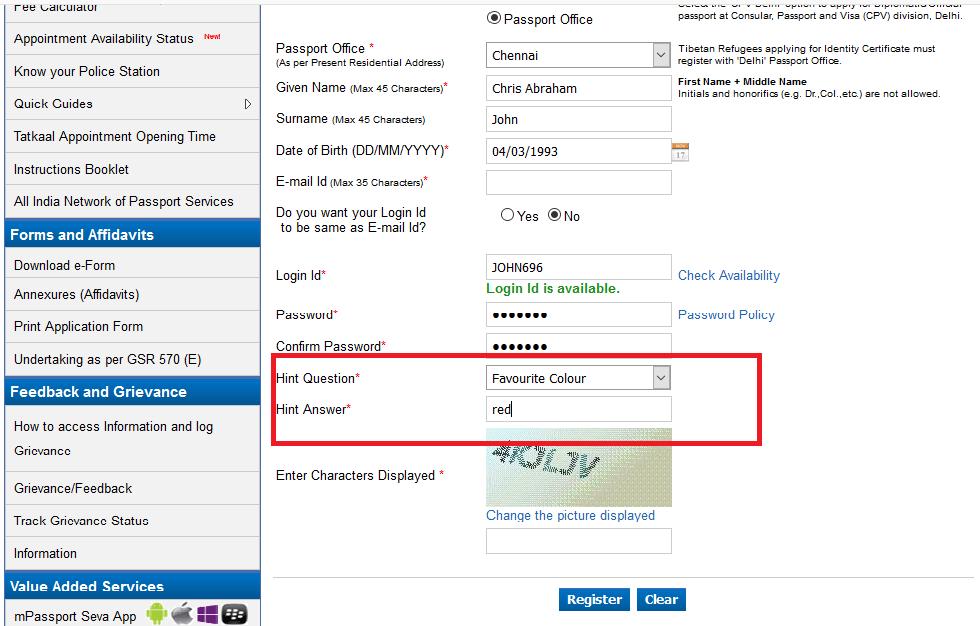 Passport Renewal - Documents Required & Procedure - IndiaFilings