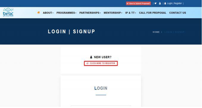 BIG-Login-page
