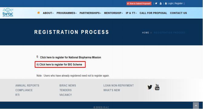 BIG-Registration
