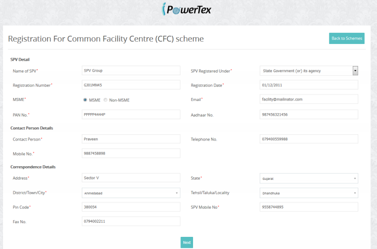Common Facility Centre (CFC) Scheme - Image 3