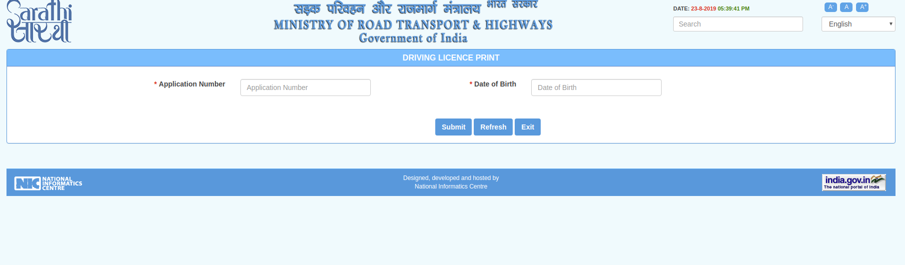 Driving Licence Renewal - Image 18