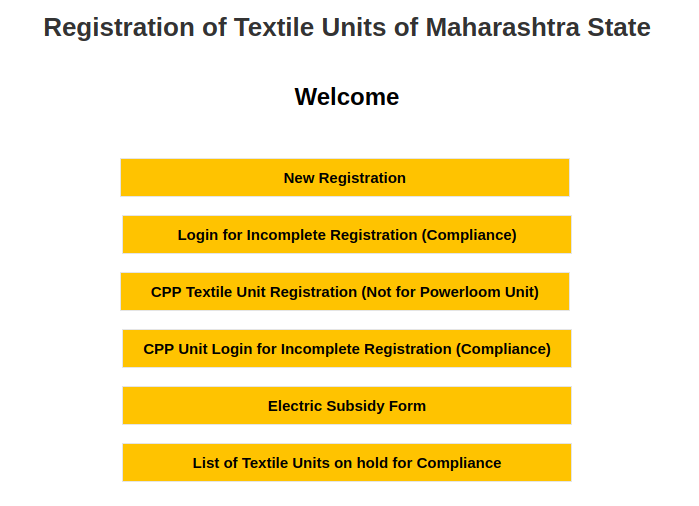 Subsidy for Textile Units - Know Your Approvals