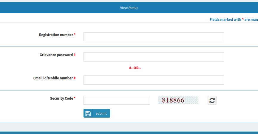 Track-Application-Status-CPGRAMS-Portal