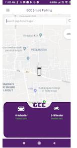 GCC Smart Parking System - Book Now