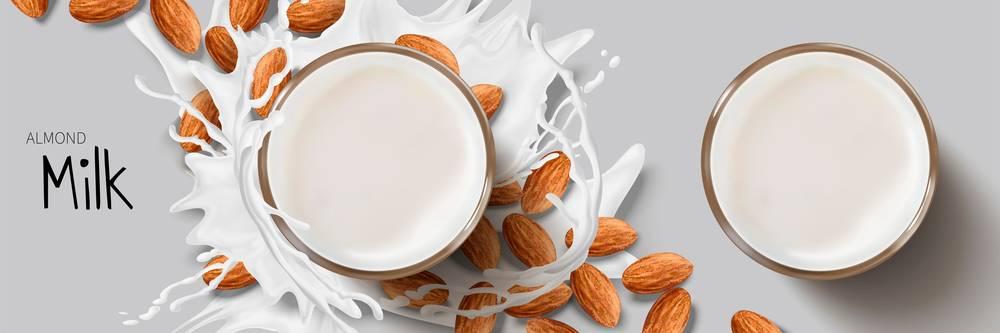 GST on Leguminous Vegetables and Almond Milk