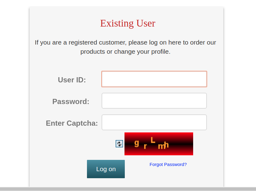 Login-Registered-User