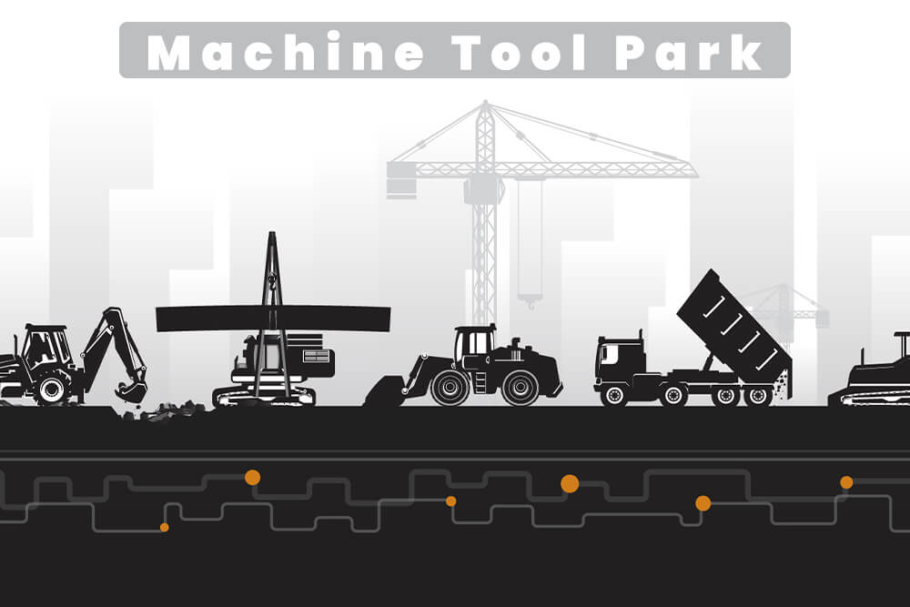 Integrated-Machine-Tool-Park