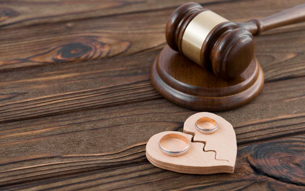 Divorce law in India