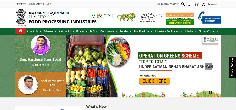 Operation Greens (TOP to TOTAL) - HomePgae