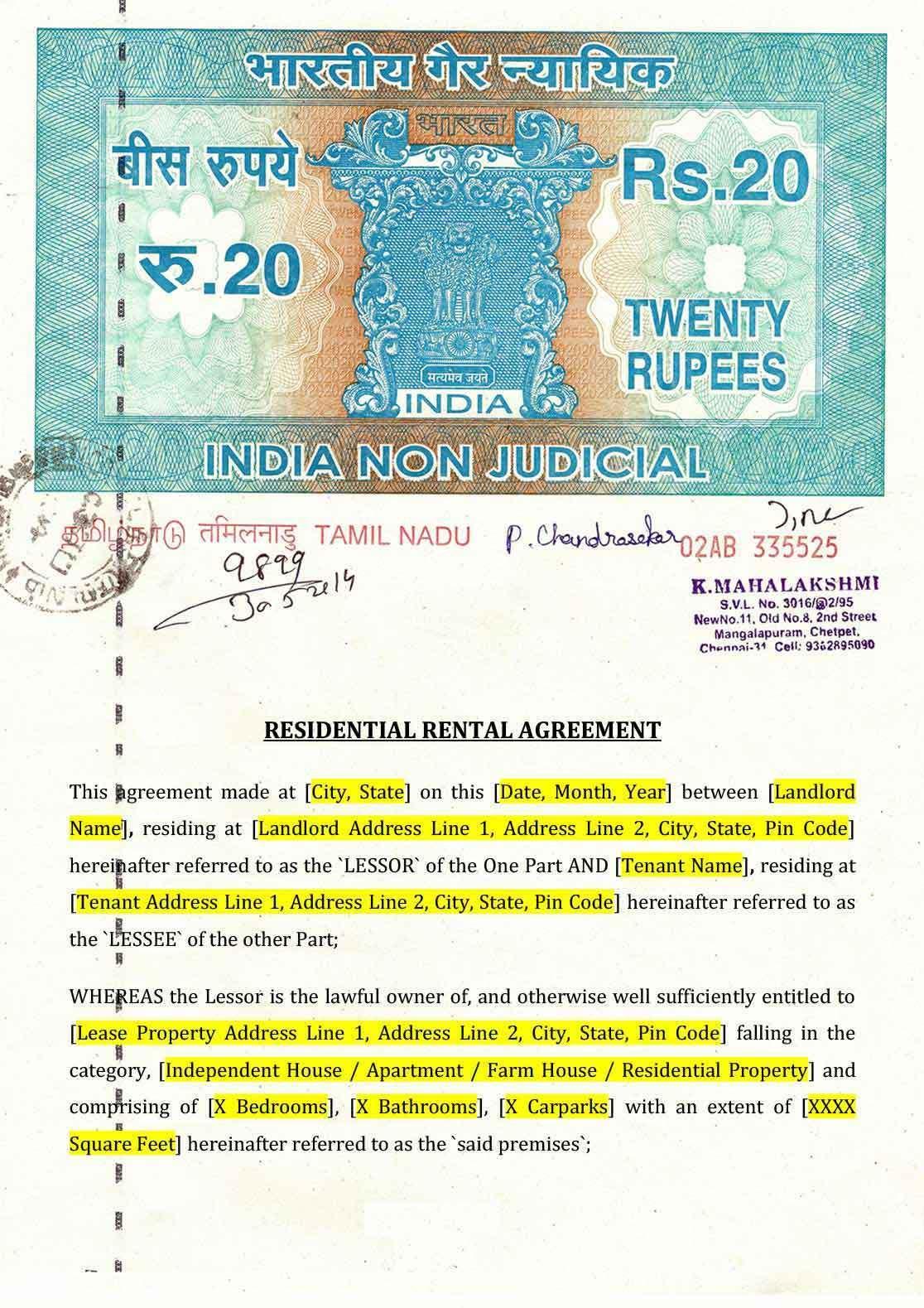 Rental-Agreement-Format