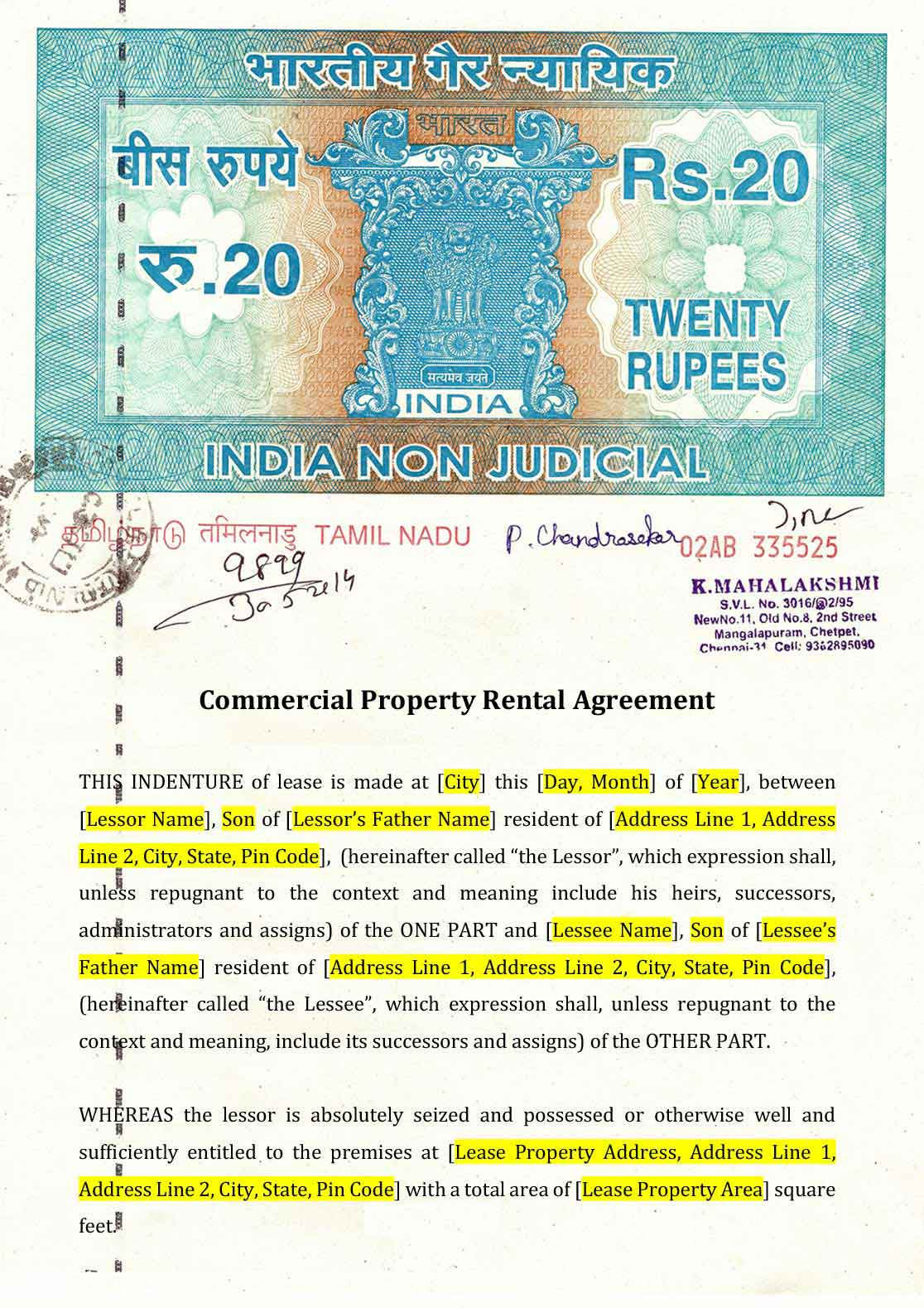 Sample-Lease-Deed-Format