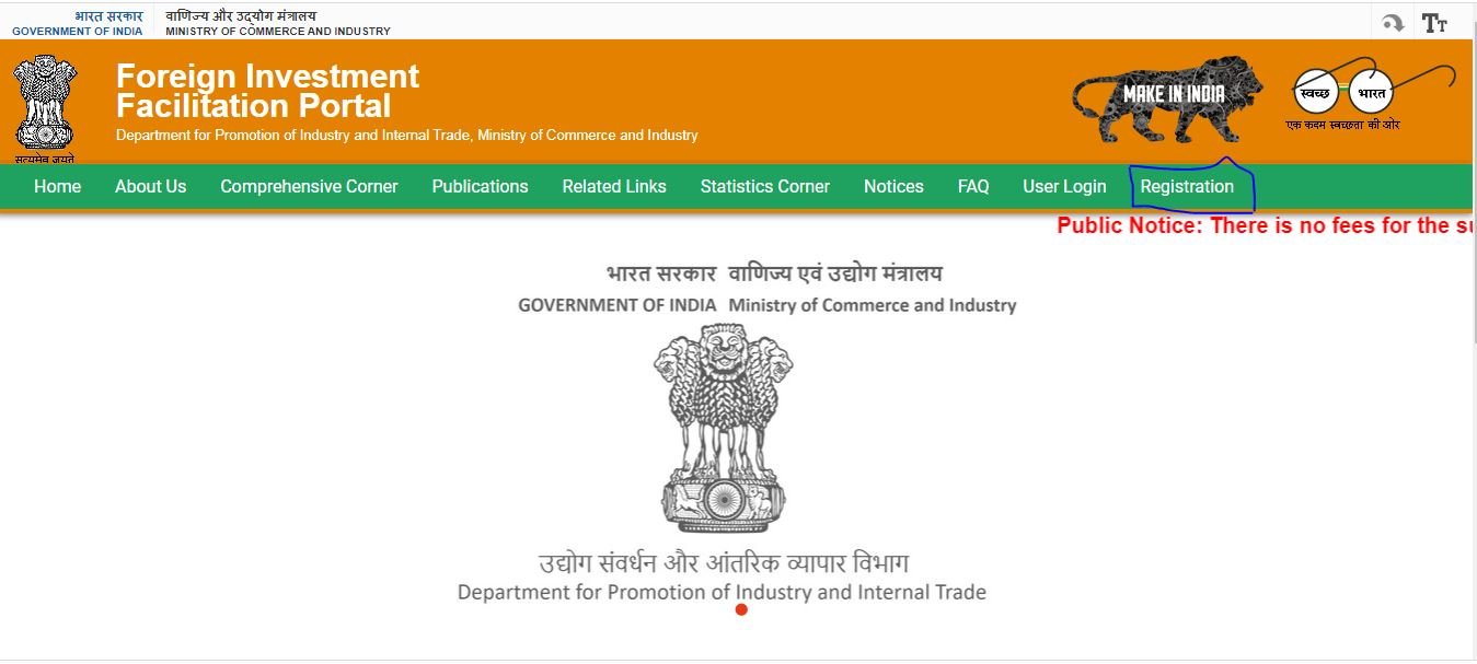 Consolidated FDI Policy - FIFP Home Page