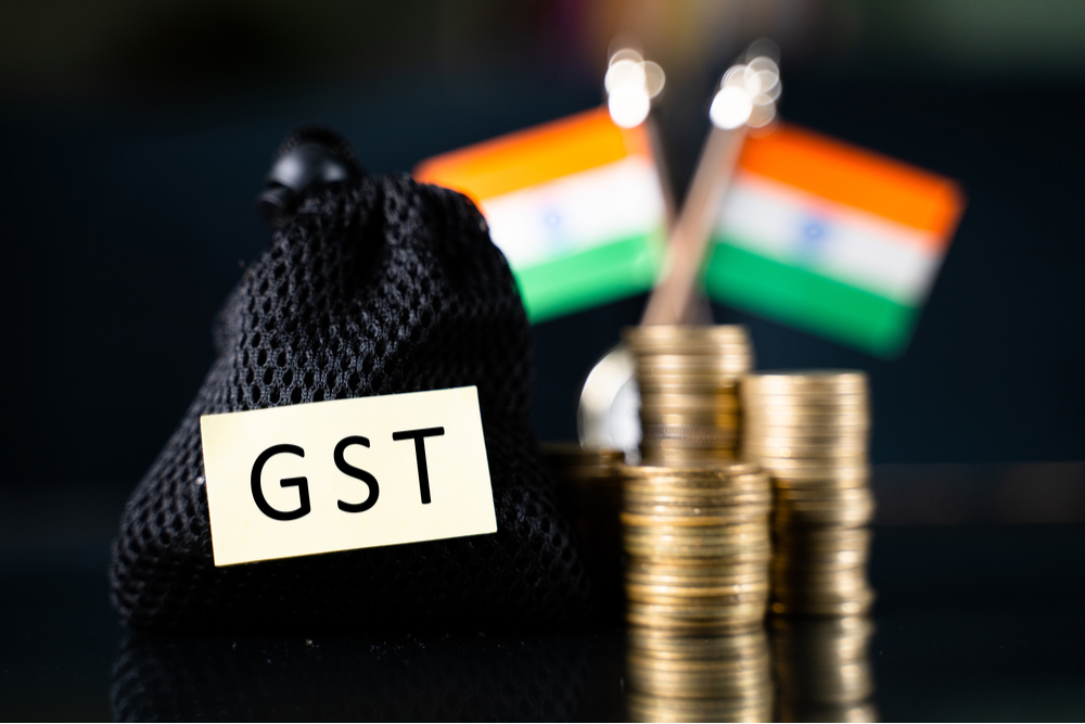 Intimation of suspension of GST registration